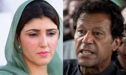 عائشہ گلالئی کی ہرزہ سرائی تحقیقات کی متقاضی
