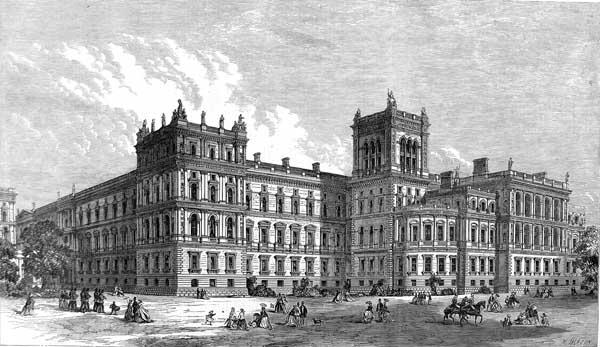 انڈیا آفس لائبریری لنڈن، 1866