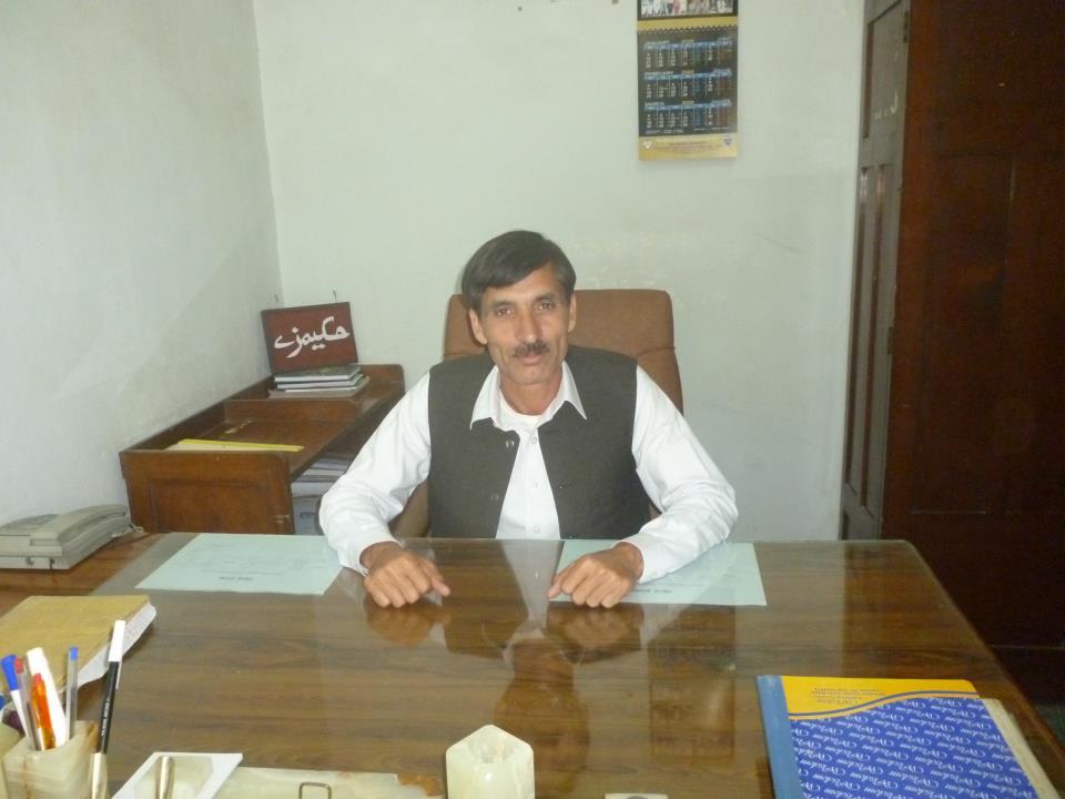 ڈاکٹر بدرالحکیم حکیم زے