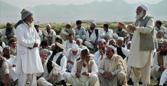 مہمند قبیلہ کے عمائدین