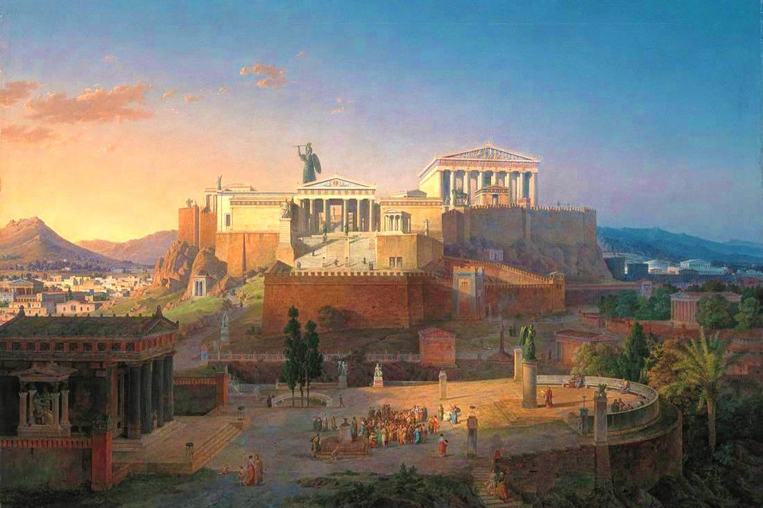 قدیم یونانی بھی انسانی قربانی کے قائل تھے جس کی تصدیق ان ہڈیوں سے ہوتی ہے جنہیں آثار قدیمہ کے ماہرین نے کھدائی کے دوران میں برآمد کیا ہے۔ کریٹ کے قلعے سے ملنے والی بچوں کی ہڈیاں اس بات کا پتا دیتی ہیں کہ انہیں ذبح کیا گیا تھا۔