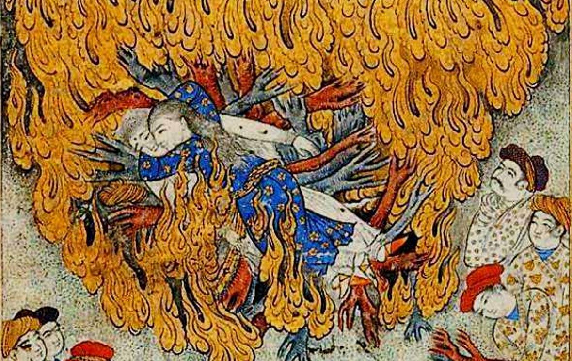 ہندوؤں کی ان تمام بری عادتوں جن میں زندہ عورتوں کو اپنے مردہ شوہروں کے ساتھ جلایا جاتا تھا، کا خاتمہ شیر شاہ سوری کی وجہ سے ممکن ہوا اور یوں ہندوستان کی عورتوں نے اس ظلم سے گلو خلاصی حاصل کی۔