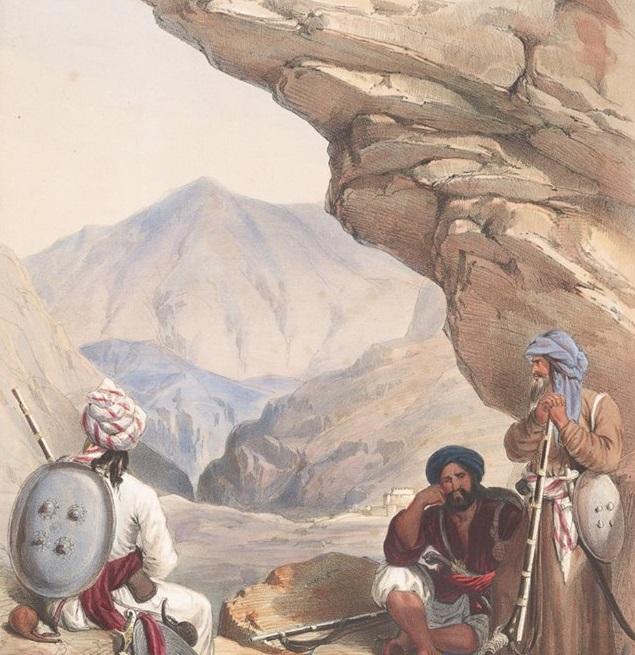 جب مغل حکمران اورنگزیب کے دور حکومت میں پختون، مغلوں کے ظلم و جبر کے خلاف مصروف جہد تھے، تو پختونوں کے مجاہد ایمل خان مومند نے بھی پشاور کے قلعہ بالا حصار پر حملہ کیا اور اسے مغلوں سے واگزار کرایا۔ بعد میں مغل، ایمل خان مومند کی فوج سے بالا حصارواپس لینے میں کامیاب ہوئے۔