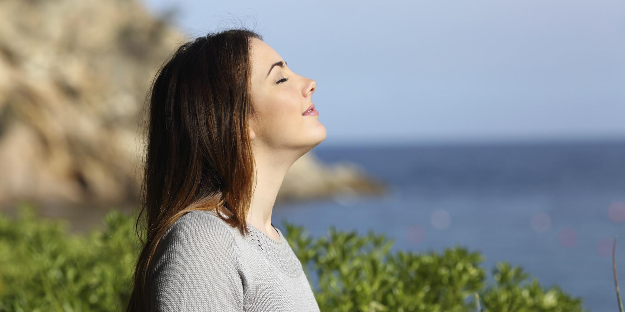 ہنسنے سے سانس کا پرسکون عمل پائیں