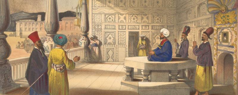 بادشاہ نے مصاحب سے دریافت کیا کہ تمہیں اس بات کا کیسے معلوم پڑا؟ اس نے عرض کی کہ ملکہ کا سلوک ملازموں کے ساتھ کچھ اچھا نہیں اور ملکائیں اس طرح بی ہیو نہیں کیا کرتیں۔ بادشاہ مزید متاثر ہوا اور پھر سے اناج،بھیڑ بکریاں انعام کے طور پر مصاحب کو دیں اور ساتھ ساتھ اپنے دربار میں ڈیوٹی لگا دی۔