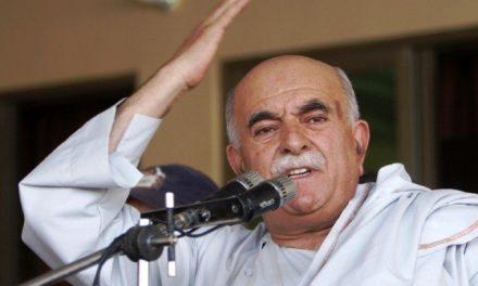 مسئلہ کشمیر بارے محمود خان اچکزئی کا خیال