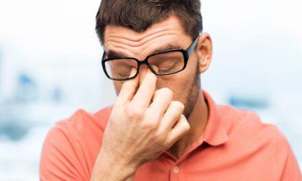 آنکھوں کی تھکاوٹ دور کرنے کا نسخہ