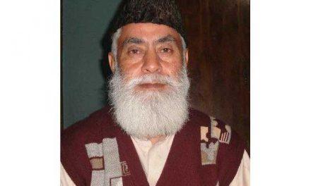 صحافی محمد سلیم خان کی یاد میں