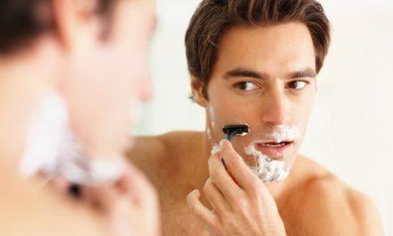 شیو بنانے میں عمر کا کتنا حصہ خرچ ہوتا ہے؟