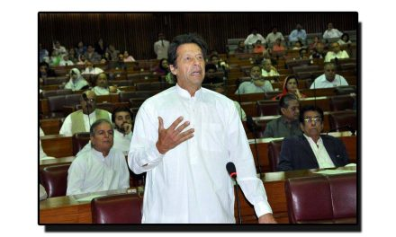 عمران خان کے خطاب کا اثر
